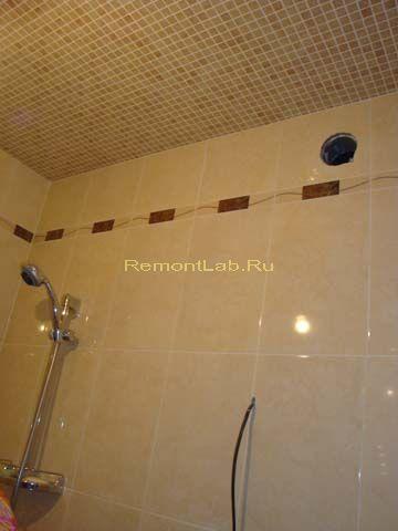 стоимость ремонта ванных комнат