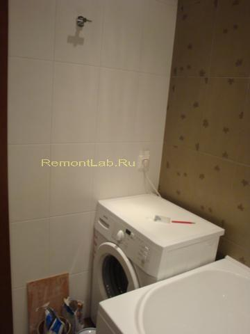 ремонт ванной маленькой комнаты