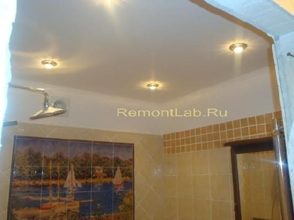 ремонт ванных комнат своими руками