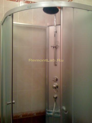 ремонт ванный комнаты