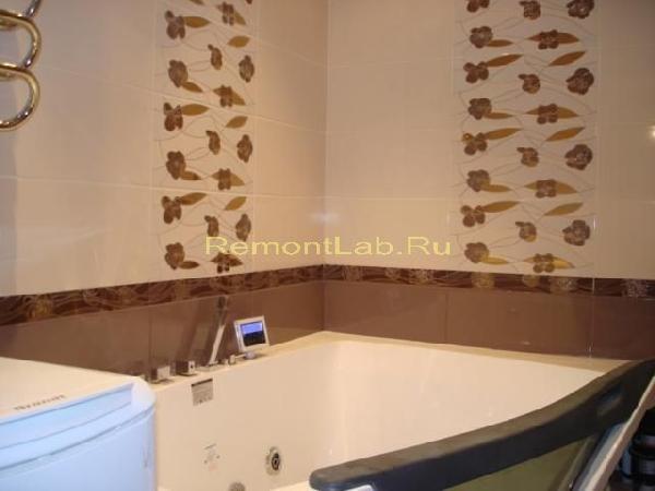 ремонт ванной дешево