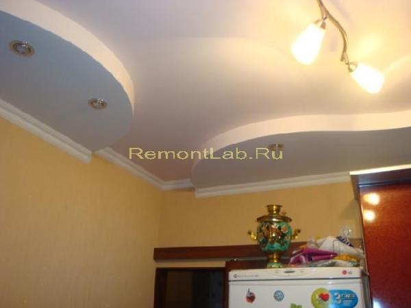 образцы ремонта кухни