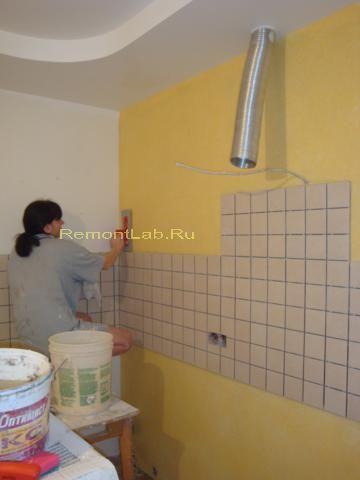 школа ремонта маленькая кухня