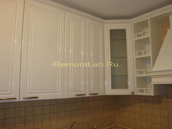 ремонт стандартной кухни