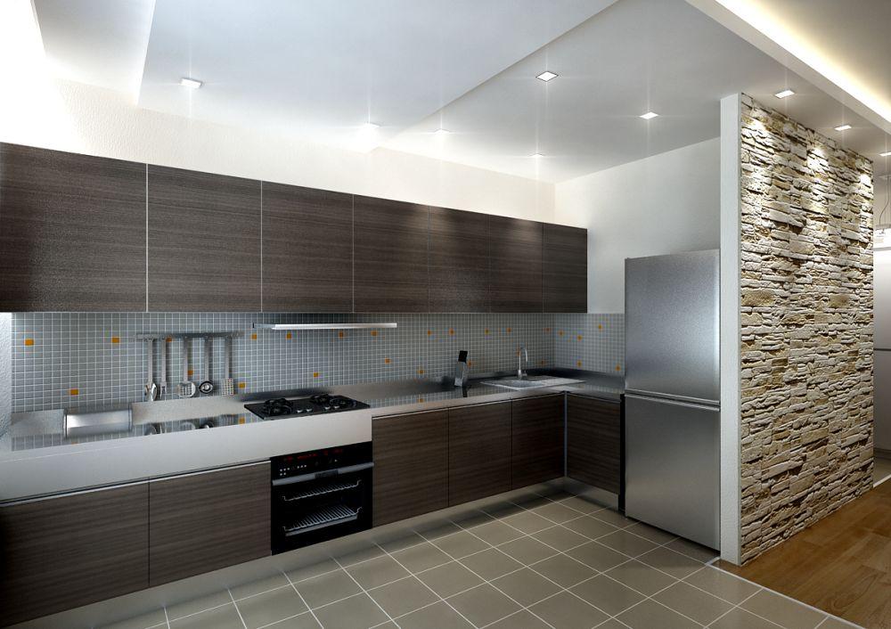 видео кухни ремонт