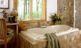 новый ремонт ванной комнаты